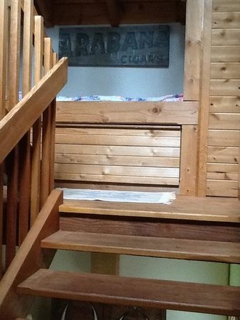 Sunriver Resort: loft bunk
