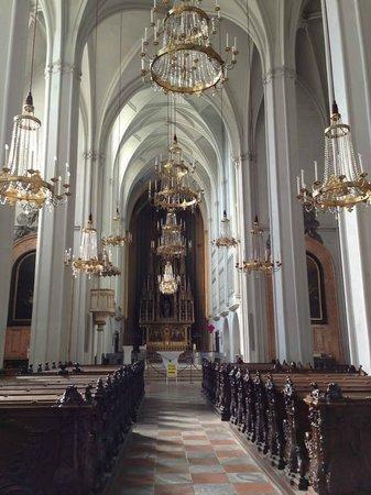 Hofburg: Iglesia Agustina, donde se casaron los reyes