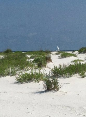 Gulf Islands National Seashore - Florida District: Trip 2