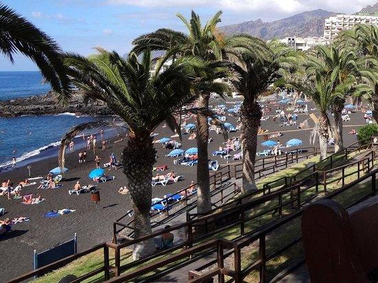 Playa de la Arena: Пешеходный пандус