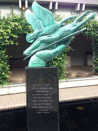 Brookgreen Gardens: Statue