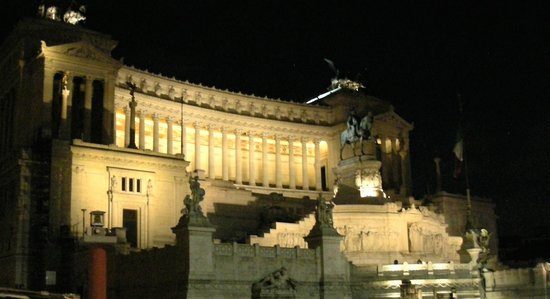 Rex-Tours Segway: Rome by Night