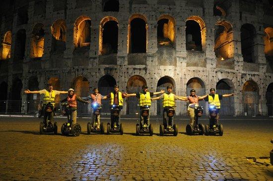 Rex-Tours Segway: Colosseum