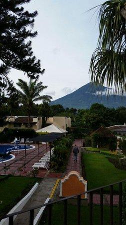 Soleil La Antigua: Amazing view!