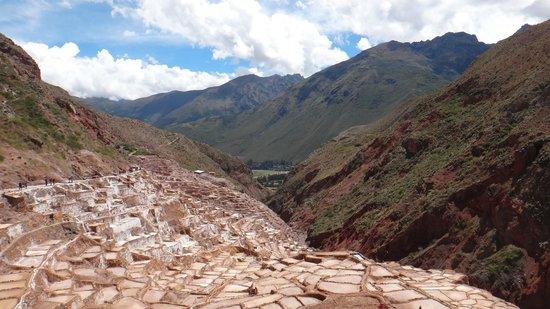 Salinas de Maras: Salt Mines