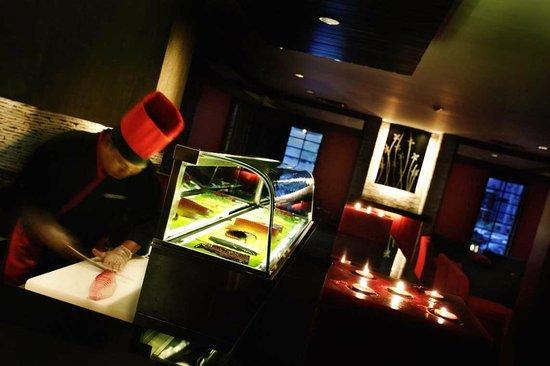 KO Japanese Restaurant: Sushi Bar