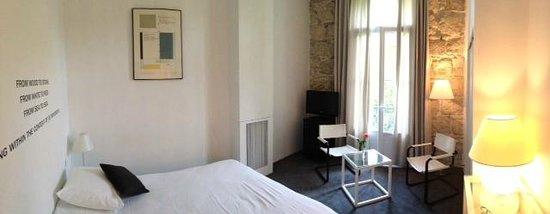Hotel Windsor Nice : Hotel Windsor Garden View Room