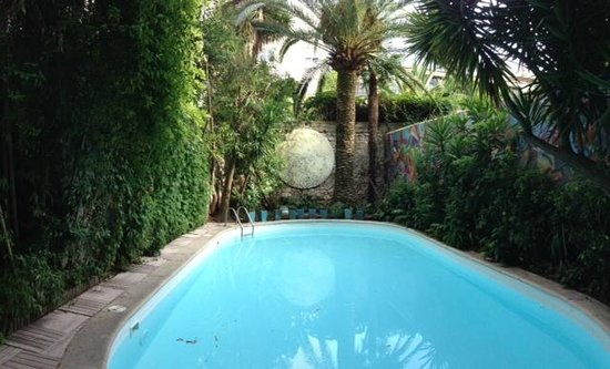 Hotel Windsor Nice : Hotel Windsor pool