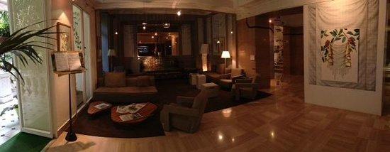 Hotel Windsor Nice : Hotel Windsor reception