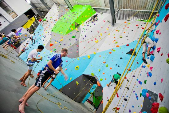 Rock Domain Climbing Gym