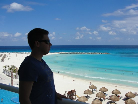 Krystal Cancun : Sacada privilegiada!