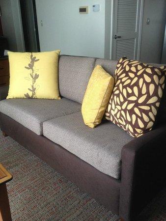 Residence Inn San Diego Central : Sofa Sleeper