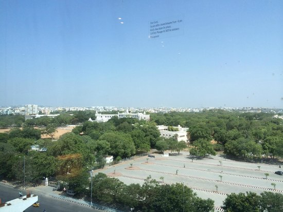Vivanta by Taj Begumpet: View from 8th Floor