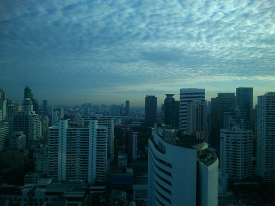 Sheraton Grande Sukhumvit, A Luxury Collection Hotel : A view from my room
