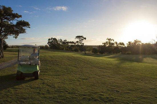 Wirrina Hotel & Golf Resort: Golf Course