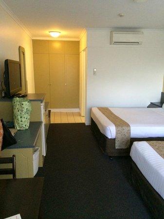Aurora Alice Springs: 部屋