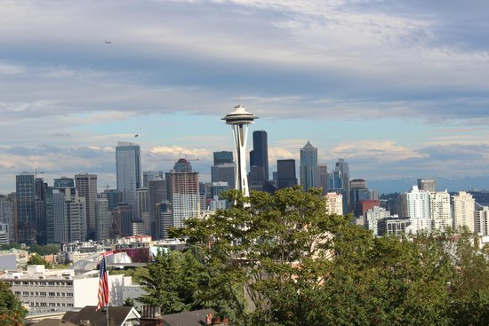 Kerry Park: The skyline view