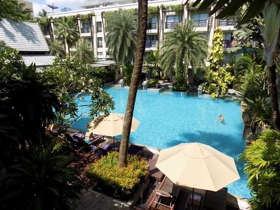 Burasari Resort: tropical heaven