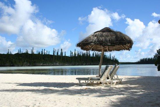 Le Meridien Ile des Pins: The Beach