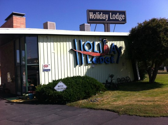 Holiday Lodge Motel Campground: The motel