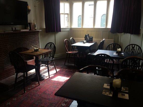 The Bull & Swan: The pub