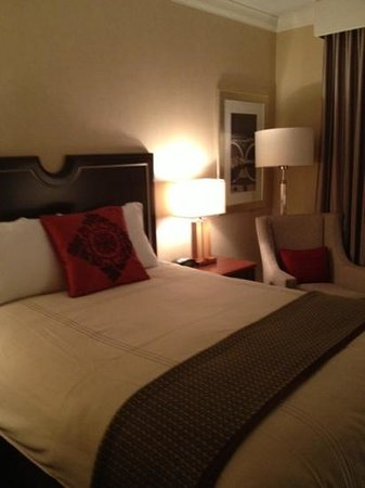 Omni Severin Hotel: Comfortable Beds