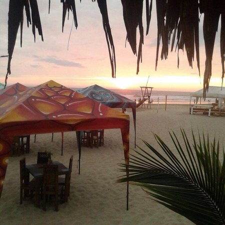 Guacamayo Hospedaje Resto Bar: La playa de guacamayo