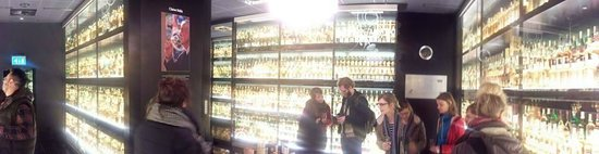 The Scotch Whisky Experience: So Much Whisky