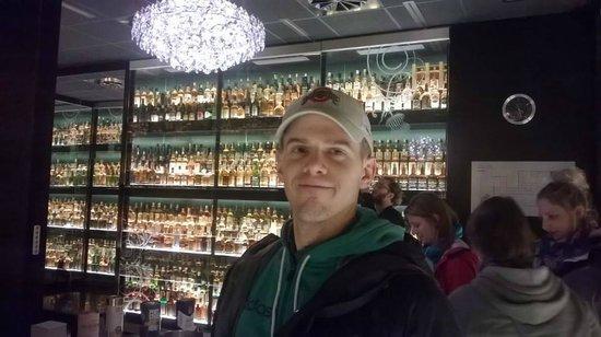 The Scotch Whisky Experience: So happy