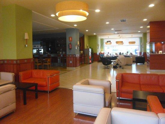 Evenia Zoraida Park: lobby