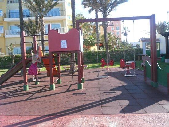 Evenia Zoraida Park: playground