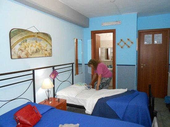 Hotel Alloggio del Conte: Habitaciòn2