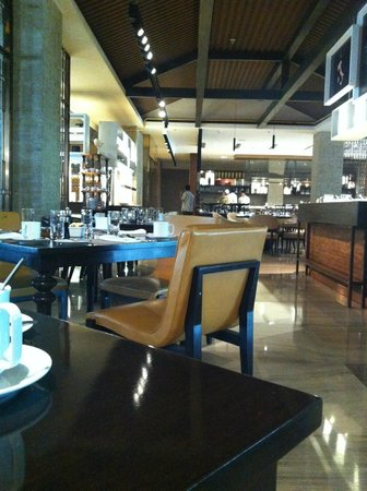 JW Marriott Hotel New Delhi Aerocity: Breakfast