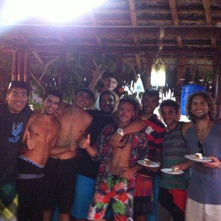 Guacamayo Hospedaje Resto Bar: De cumpleaños..