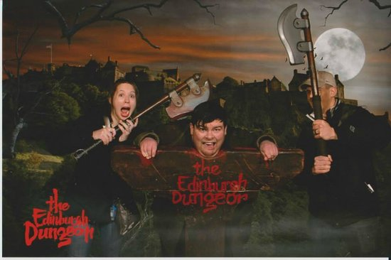 The Edinburgh Dungeon: Dungeon