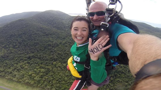 Skydive Airlie Beach: Skydive