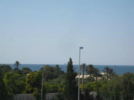 Ramada Liberty Resort Hotel: Our balcony veiw