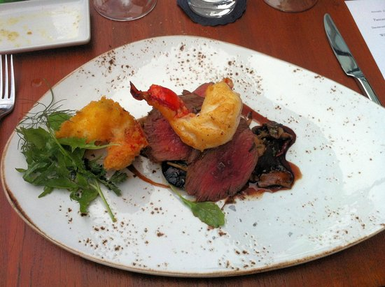 Roomers: Surf and Turf