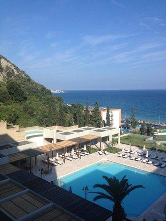 Sheraton Rhodes Resort: SEA VIEW ROOM