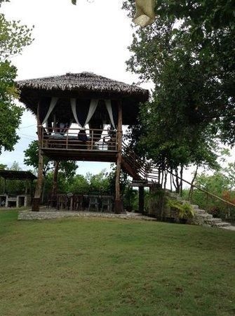 Hale Manna: one of the cabanas