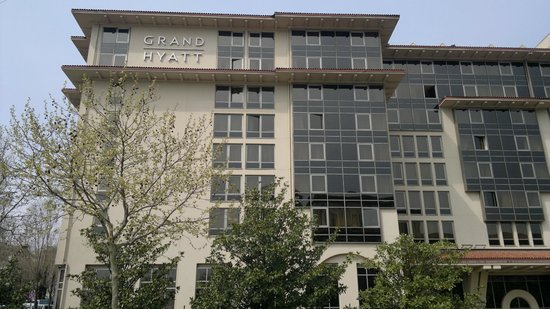 Grand Hyatt Istanbul: Отель