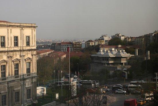 Grand Hyatt Istanbul: Вид из номера
