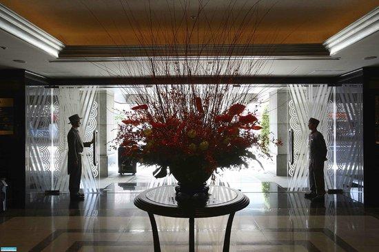 The Landis Taipei : 大廳Lobby