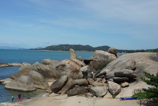 Hin Ta & Hin Yai Rocks: Grandmother and Grandfather Rocks (Hin Yai & Hin Ta)