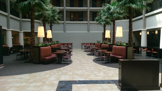 Hyatt Regency Green Bay : Dining area