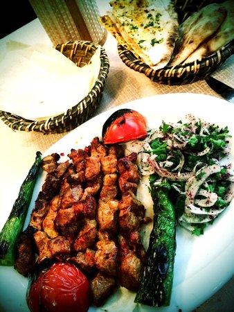 Zubeyir Ocakbasi: A delicious meal of kebab