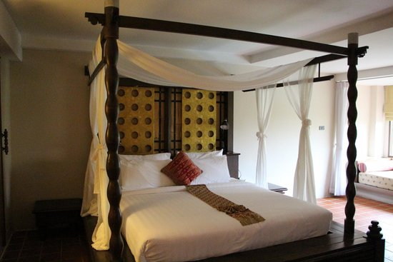 Aonang Princeville Resort: Honeymoon suite