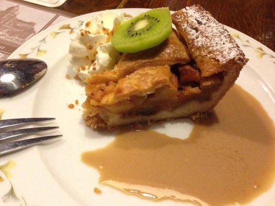 Restaurant Haesje Claes: apple pie
