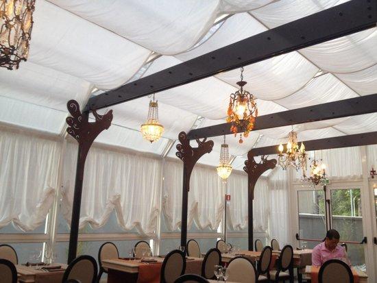 Caravel Hotel: Ristorante