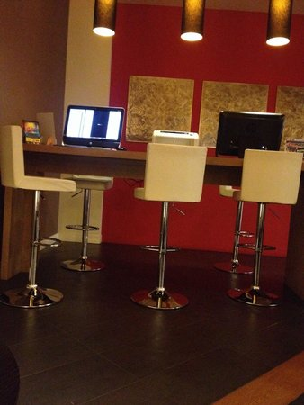 Caravel Hotel: Postazione internet